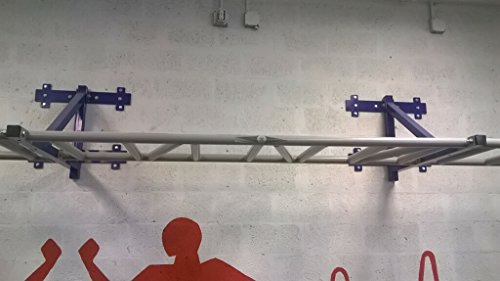 CoreX Modular Pull Up and Bodyweight Strap Training Wall Fame (7ft to 42ft).