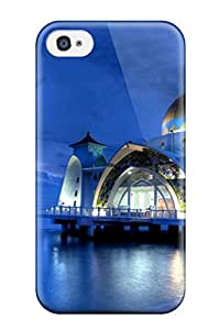 New Style Case Cover ZbllfHZ20260oQsPu Masjid Selak Melaka Compatible With Iphone 4/4s Protection Case