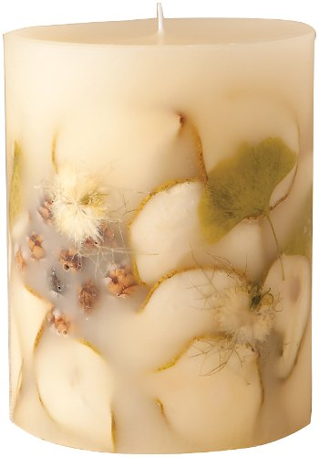 Rosy Rings Anjou Pear Candle, 9-Inch by Rosy Rings