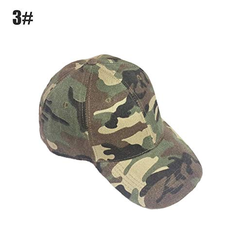 - Liobaba Military Baseball Camouflage Outdoor Tactical Caps Navy Hats Casual Sports