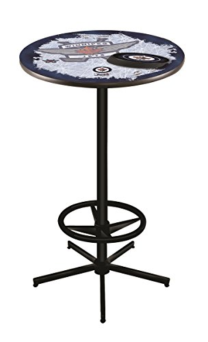 (Holland Bar Stool Co. NHL Washington Capitals Officially Licensed Pub Table, 36