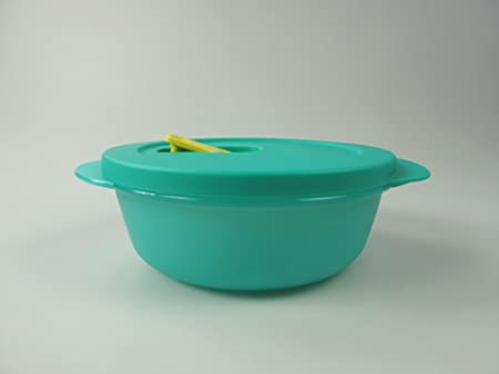 Tupperware Microondas crystalwave 600 ml Bowl turquesa Micro ...