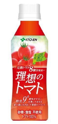 ITO EN ideal of tomato 265mlX24 this by IdealFit
