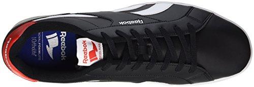 Hombre black Riot Royal White Reebok Zapatillas Complete 2ll Negro Red Para Tq7qaXOwx