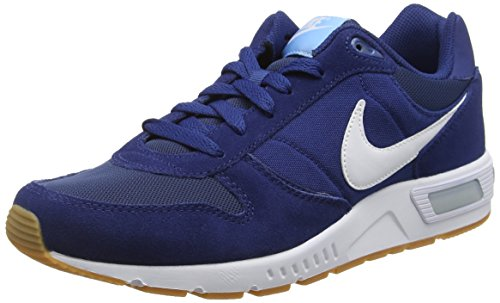 NIKE Multisport Men Blue Outdoor Nightgazer Shoes 412 Blue 's 77PxwrH