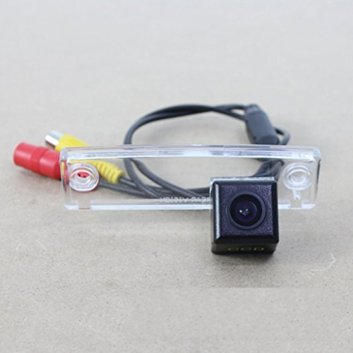 Car Rear View Camera & Night Vision HD CCD Waterproof and Shockproof Camera for Toyota 4Runner SW4 / Hilux Surf 2002~2010