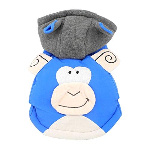 Monkey Business Dog Pajamas - 7