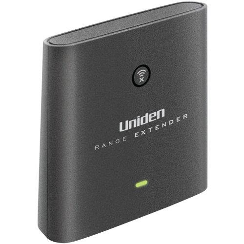 Uniden DRX100 Dect 6.0 Accessory Range Extender for Landline, Office Central