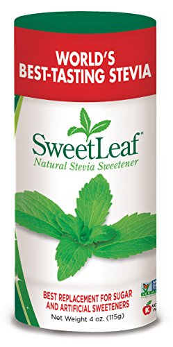 Sweetleaf Natural Stevia Sweetener