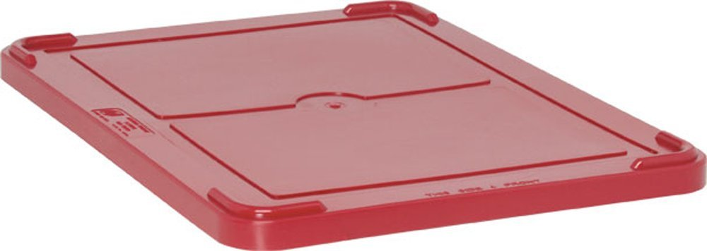 Quantum Storage Systems COV93000RD Cover for Dividable Grid Container DG93030, DG93060, DG93080 and DG93120, Red, 3-Pack