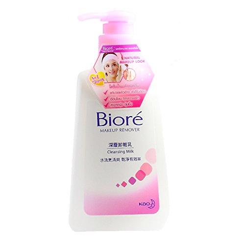 Biore Cleansing Milk 180 ml.