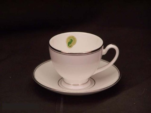 Waterford China Kilbarry Platinum Cups & -