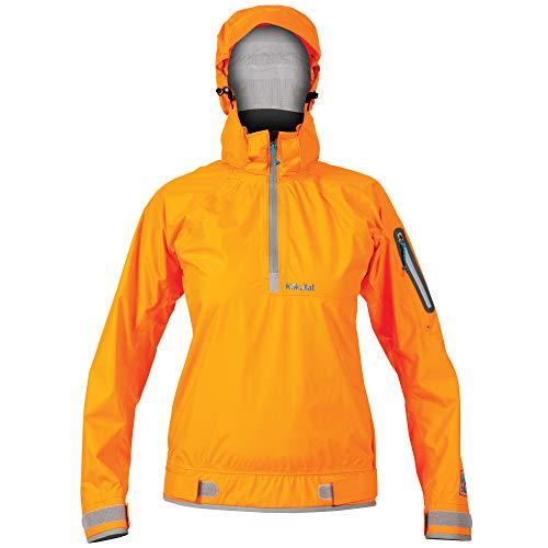us Jetty Paddling Jacket-Orange-L ()