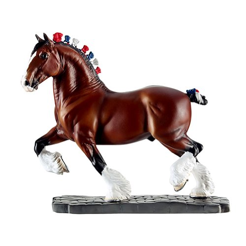Breyer Breeds of The World-Clydesdale