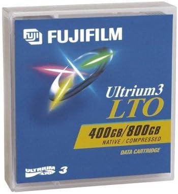 New LTO Ultrium 3 Fujifilm 800 GB Data Cartridge 400GB Native 800GB Compress
