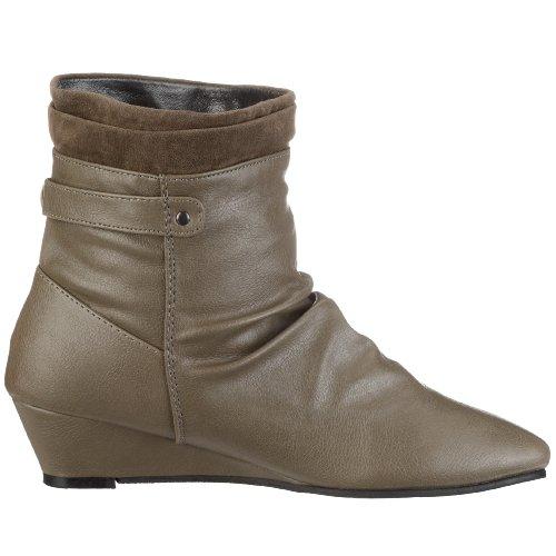 2928 Buffalo Women's Grau nbsp;WH Grey187 Boots 236146 HqHOZnT