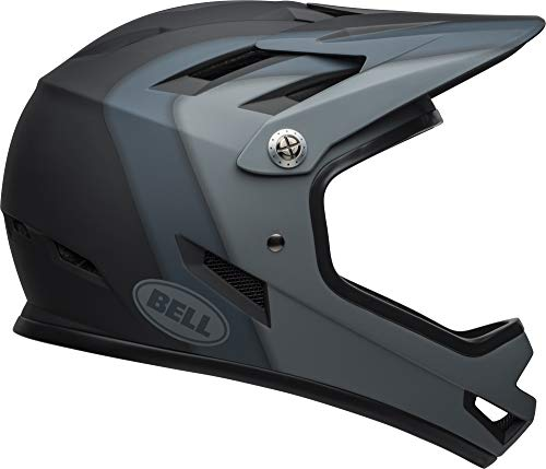 Bell Sanction Adult Full Face Bike Helmet (Presences Matte Black (2019)