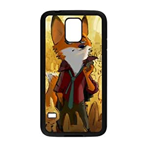 SamSung Galaxy S5 cell phone cases Black Zootopia fashion phone cases HRE4541366