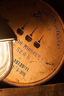 Fine Art Print of Woodford Reserve Bourbon Barrel | Whiskey Print | Whiskey Canvas | Bar Decor | Bourbon Artwork | Man Cave Decor | Kentucky Bourbon | Bar Wall Art | Bourbon Gift