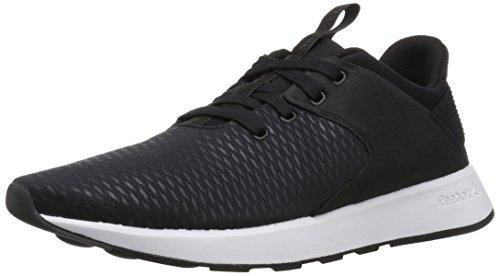 - Reebok Women's Ever Road DMX Walking Shoe, Black/White, 7.5 M US
