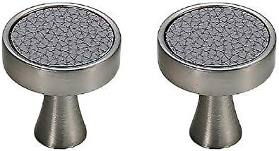 Demarkt M/öbelknopf Schrankkn/öpfe M/öbelkn/öpfe Set M/öbelgriff T/ürknopf Cabinet Pulls Schrank Griffe T/ür-Fach-Kn/öpfe Einfacher moderner Stil 2 PCS