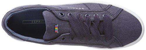 ESPRIT Women's Barbie Lu Low-Top Sneakers Blue (Navy 400) buy cheap 2014 newest eJIr7SEJe