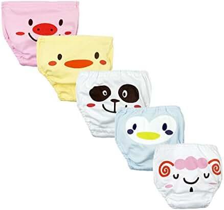 Big Elephant Baby Toddler 5 Pack Cotton Underwear B96¡