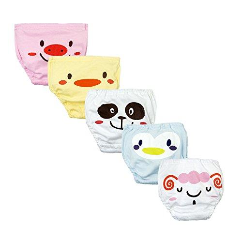 Elephant Toddler Cotton Underwear B96%C2%A1%C2%AD