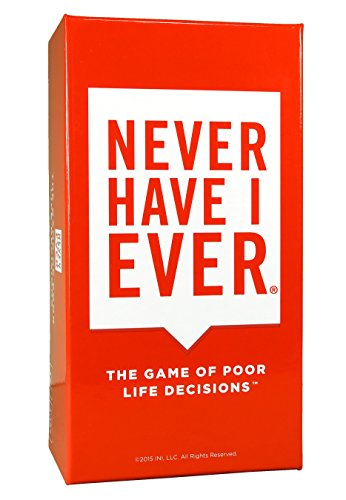 Never Have I Ever - This is a Party Game About The Poor Life Decisions That You and Your Friends Have Made - NSFW (Best Truth Or Dare Questions For Teens)