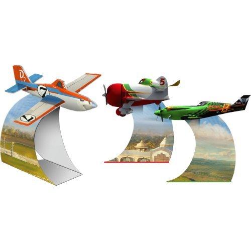 Planes Mini Party Centerpieces (3ct) -