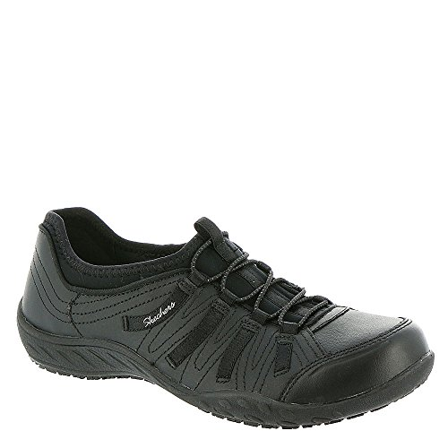 Skechers Work Women's Rodessa Black 9 D US by Skechers