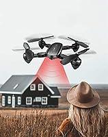 GRF Drone GPS + Drone Cámara Aérea 4K HD Aeronave Profesional ...