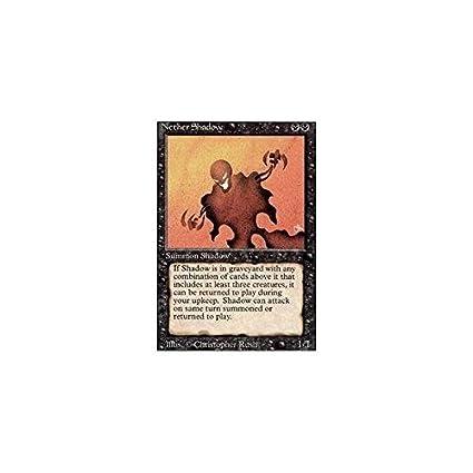 Nether Shadow PL MTG Unlimited UL Magic Gathering Losse kaarten