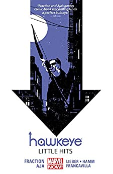 Hawkeye Vol. 2: Little Hits (Hawkeye Series) by [Fraction, Matt]