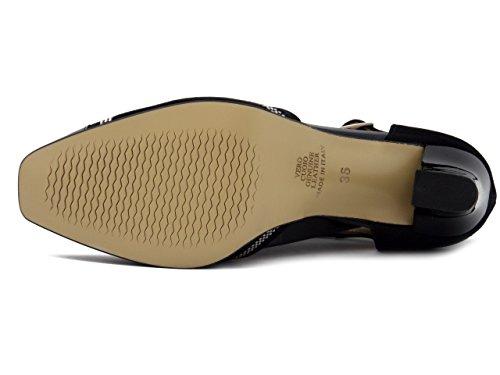 OSVALDO PERICOLI Women's Court Shoes m99Ay