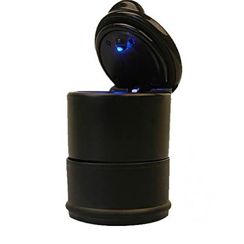 Goliton® cendrier de voiture portable-Noir