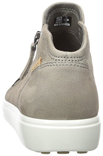 ECCO Soft 7 Ladies, Stivaletti Donna Grigio (Warm Grey/Powder)