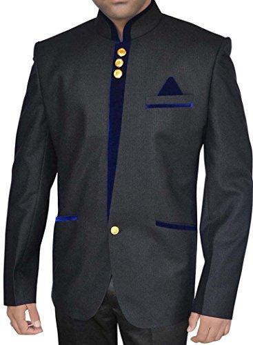 Black Blazer Inmonarch Uomo Blazer Uomo Blazer Inmonarch Black Uomo Inmonarch qR4TtPw