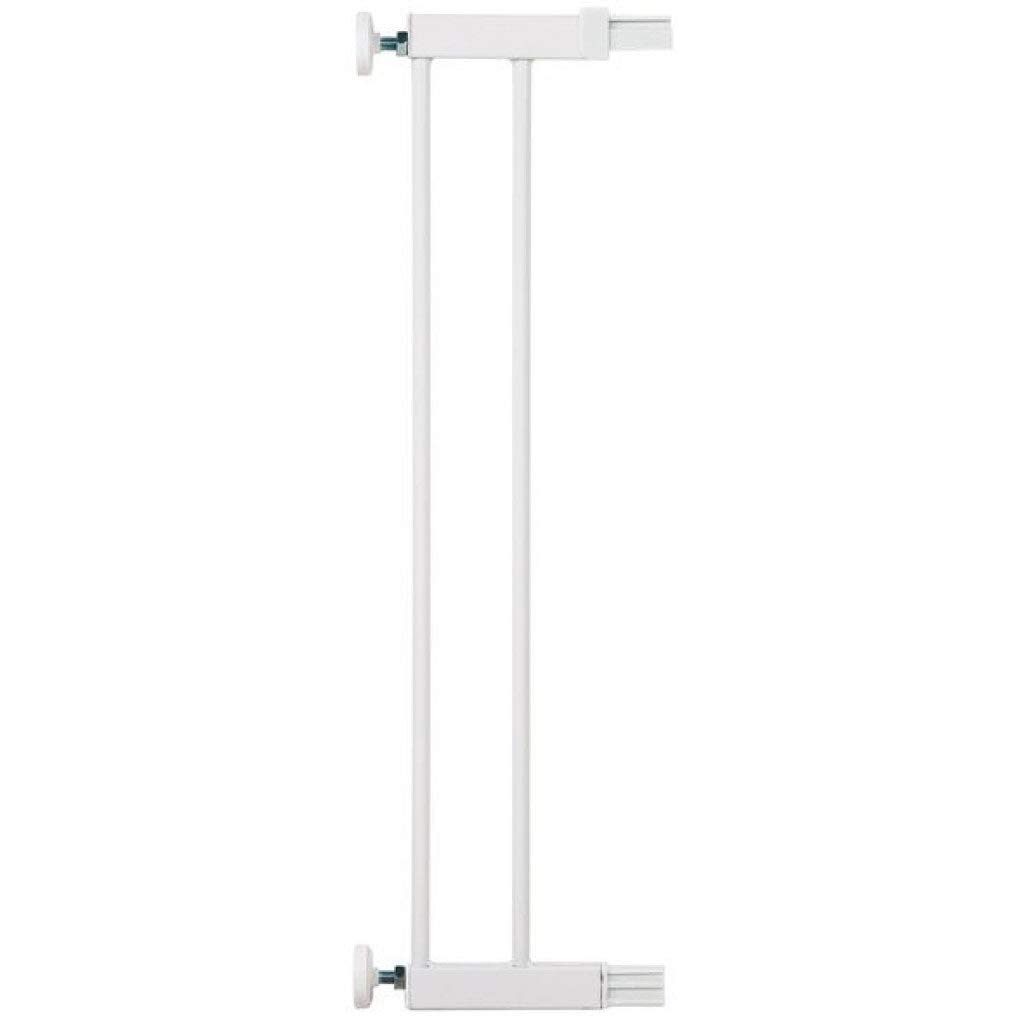 White Metal Safety 1st Safety Gate Extension 7cm