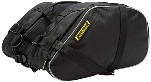 Nelson-Rigg RG-020 Black Dual Sport Motorcycle Saddlebag by Nelson-Rigg (Image #1)