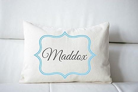 Almohada personalizada, regalo para bebé, almohada para ...