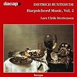 Buxtehude: Harpsichord Music, Vol.2 / Mortensen
