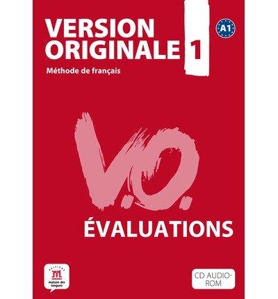 Read Online Version Originale: Les Evaluations De Version Originale 1 + CD Audio-Rom (Mixed media product)(French) - Common ebook