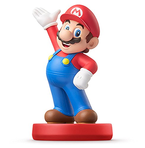 Mario amiibo - Japan Import (Super Mario Bros Series) by Nintendo