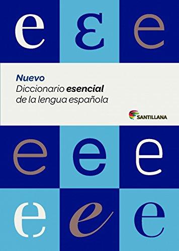 Nuevo Diccionario Esencial de La Lengua Espanola (Dictionaries)