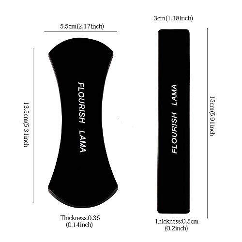 Flourish Lama, Guanchi Car Kits Car Bracket Pods Holder, Amazing Nano Rubber Pad for Mobile Phone Holder Stand, No Trace Washable Sailor Sticker, Multi-Function Car Pads - Flourish Fall