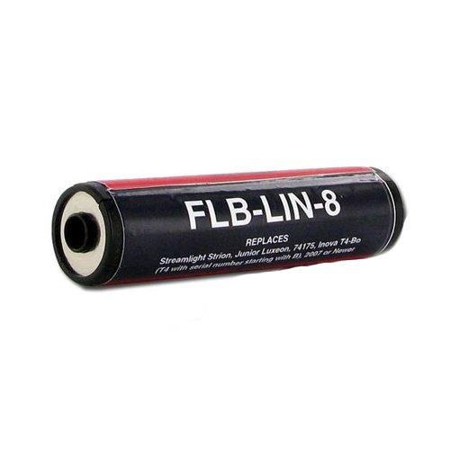 Streamlight 74002 Flashlight Battery FLB-LIN-8 (Li-Ion 3.75V 2200mAh) Battery - Replacement For Streamlight, Inova Flashlight Battery