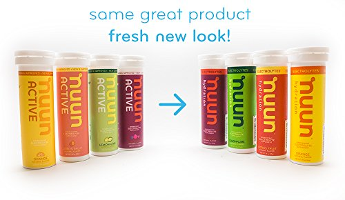 Review Nuun Hydration: Electrolyte Drink