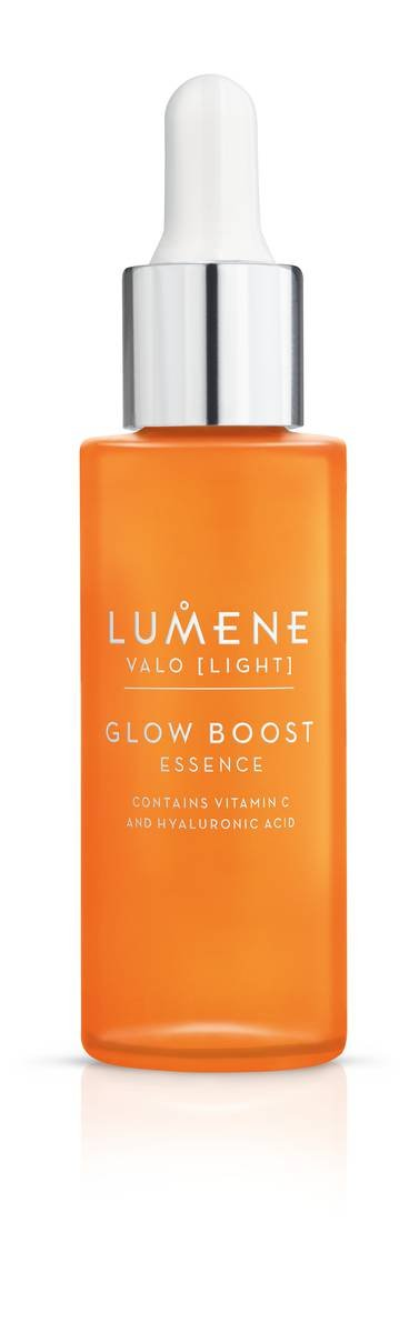 Valo Vitamin C Glow Boost Essence with Hyaluronic Acid by Lumene
