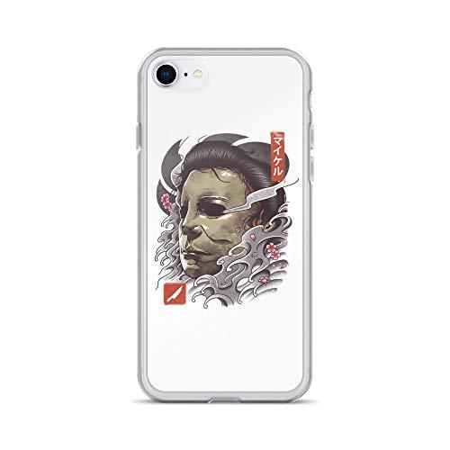 iPhone 7/8 Case Anti-Scratch Motion Picture Transparent Cases